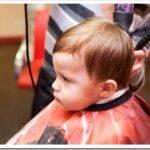 Как подготовить ребенка к стрижке в парикмахерской в первый раз