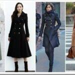 Как выбрать и с чем носить женское демисезонное пальто