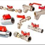 Описание и характеристики шаровых кранов для трубопроводов