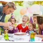 Где можно весело провести детский день рождения