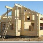 Как правильно строить дом из профилированного бруса