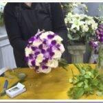 Как сделать букет из орхидей и ухаживать за ним