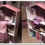 Как делают кукольные домики