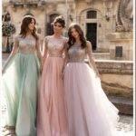 Модные платья для выпускниц школы