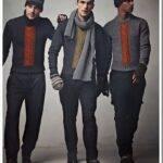 Как выбирать одежду высокорослым мужчинам?