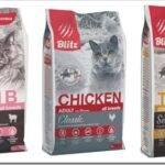 Виды кормов для кошек и собак