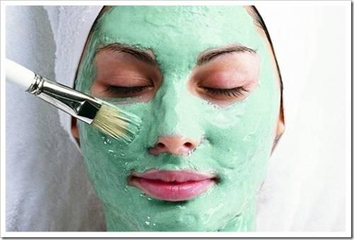 Принципы самостоятельного нанесения маски на лицо