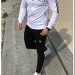 Виды мужской спортивной одежды
