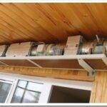 Монтаж систем приточной вентиляции как вариант технологии очистки воздуха