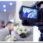 Как делается профессиональная видеосъемка свадьбы