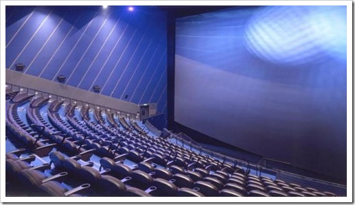 Кинотеатр Nescafe-IMAX