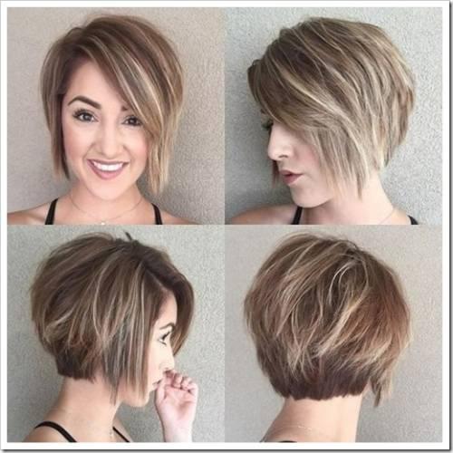 Типы мелирования для коротких волос