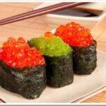 Суши гунканы: что это
