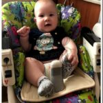 Преимущества чехлов для стульчиков детского кормления от компании «Стрекоза»