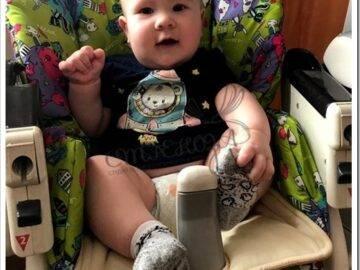 Чехлы ручной работы для комфорта и безопасности ребёнка