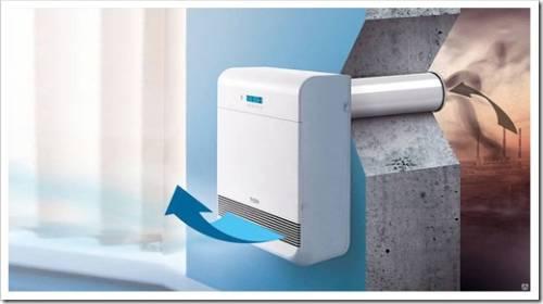 Приточно-вытяжная система для квартиры или дома