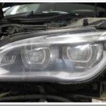 Статья о замене стекол фар на автомобилях BMW