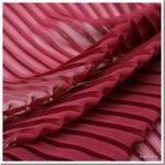 Плиссировка ткани — что это и как ее делают?