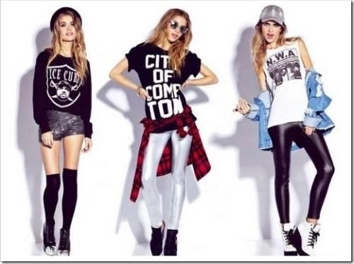 Современная одежда для молодёжи