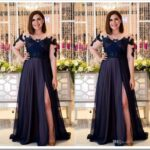 Как подобрать вечернее платье большого размера?