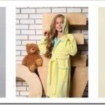 Как выбрать детский халат