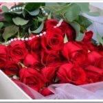 Как красиво собрать букет из роз