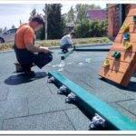 Технология монтажа детских площадок