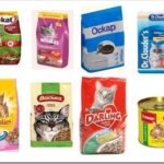Виды кормов для котов и какой выбрать