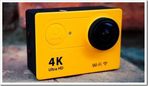 Привлекательная экшн камера на сегодня