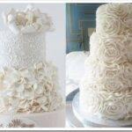 Как рассчитать размер и вес свадебного торта на гостей?