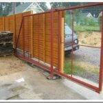 Виды автоматических откатных ворот