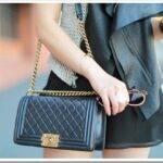 Виды женских сумок через плечо и как их носить