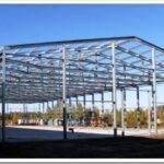 Технология строительства быстровозводимых складов