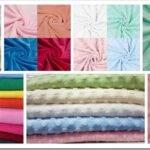 Что такое ткань Велсофт Минки (плюш) и для чего используется