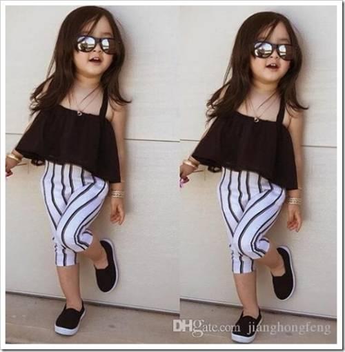 Расцветка детской одежды: мода и стиль