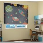 Как выбрать рулонные шторы для детской комнаты?
