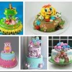 Какие бывают детские торты