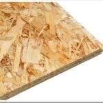 Плиты OSB — технические характеристики и сфера применения