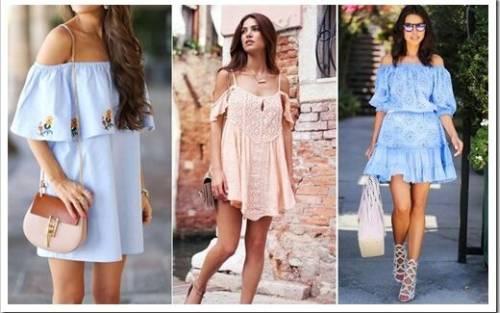 Базовые рекомендации по выбору летних платьев