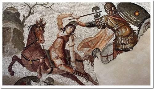 Афинская демократия и амазонки
