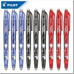 Виды шариковых и гелевых ручек бренда Pilot и особенности выбора