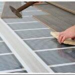 Электрический теплый пол под ламинат — выбор и особенности монтажа