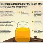 Как определить, что мёд натуральный в домашних условиях