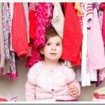 Что должно быть в гардеробе девочки из одежды