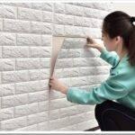 Самоклеющиеся панели 3D для стен — выбор и монтаж