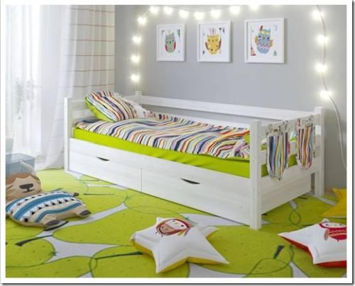 Кровати для детей от рождения и старше
