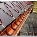 Как выбрать и крепить греющий кабель на крыше и водостоках