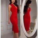 Виды женских длинных платьев и с чем их носить