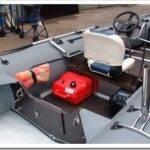 Какие есть виды аксессуаров и комплектующих для ПВХ лодок