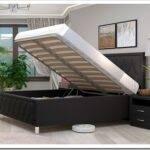 Как выбрать двуспальную кровать с подъемным механизмом